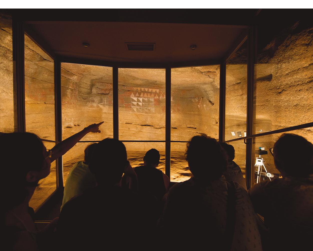 Cueva Pintada | fotos: cabildo de gran canaria
