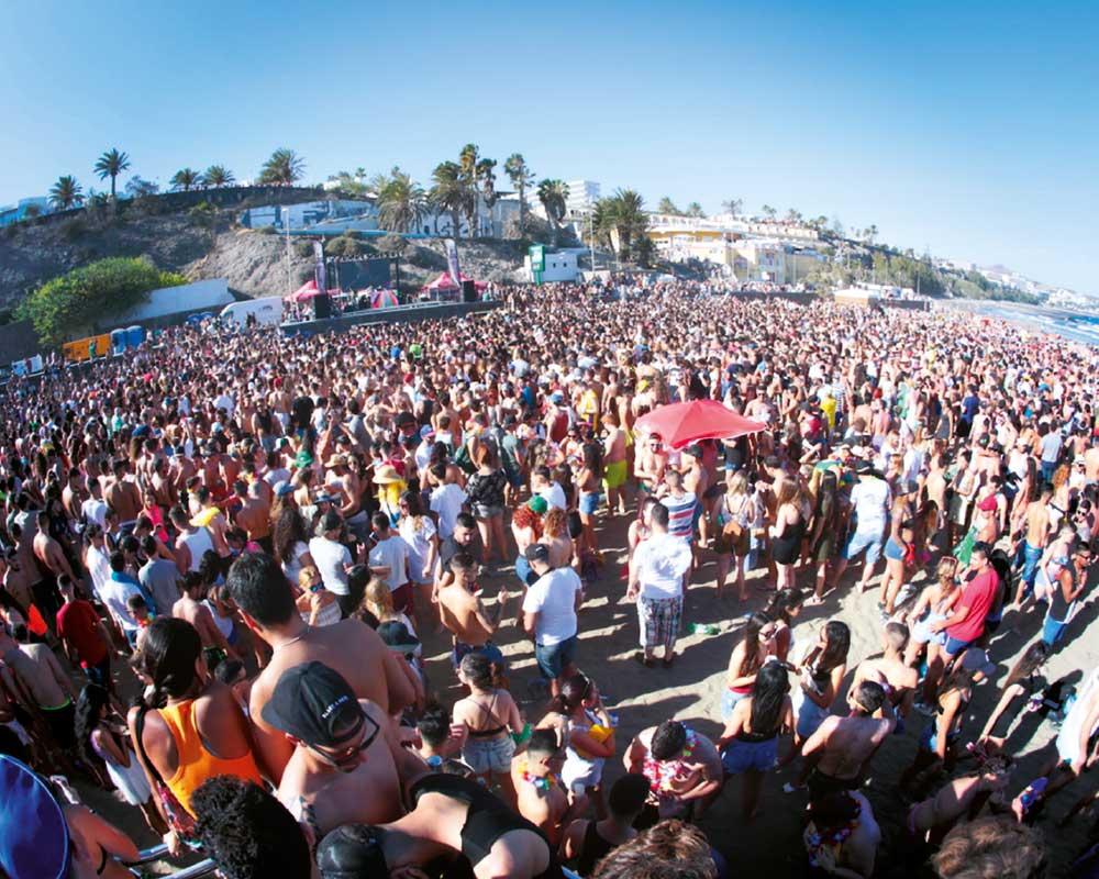 carnaval al sol |