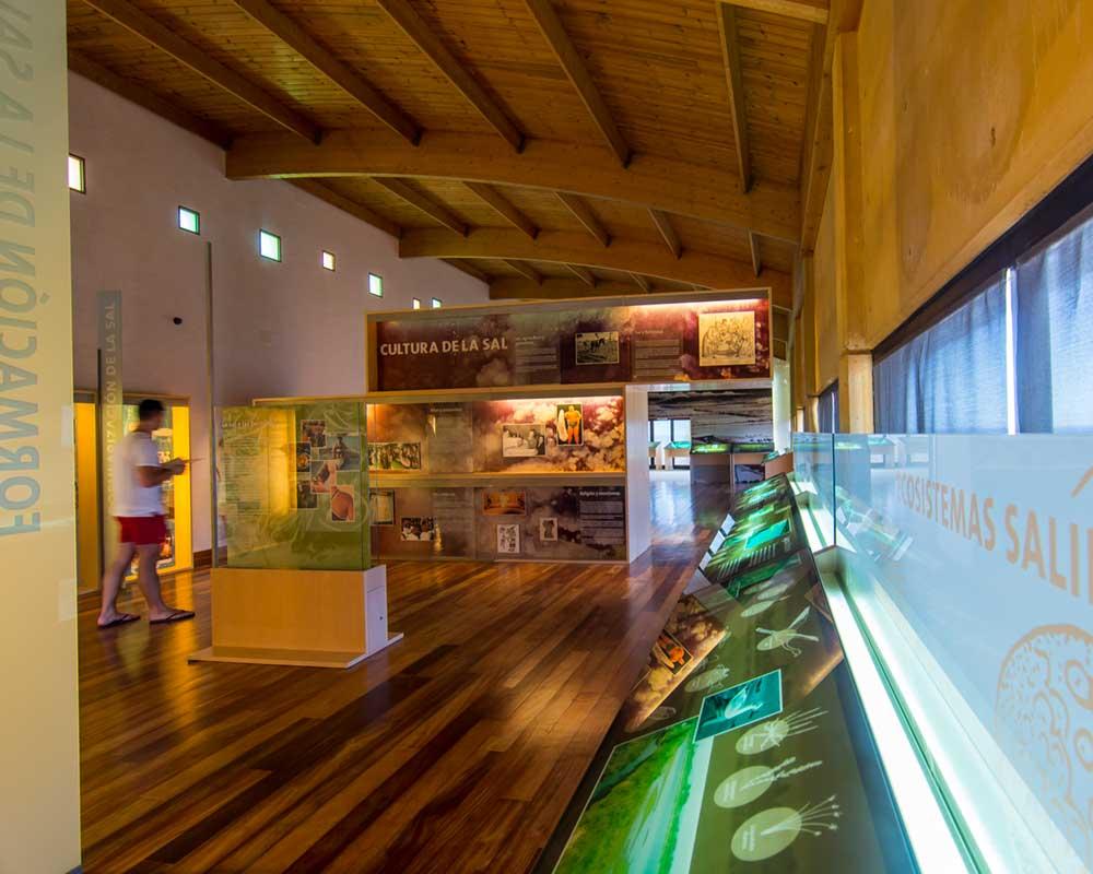 MUSEO DE LA SAL / CALETA DE FUSTE