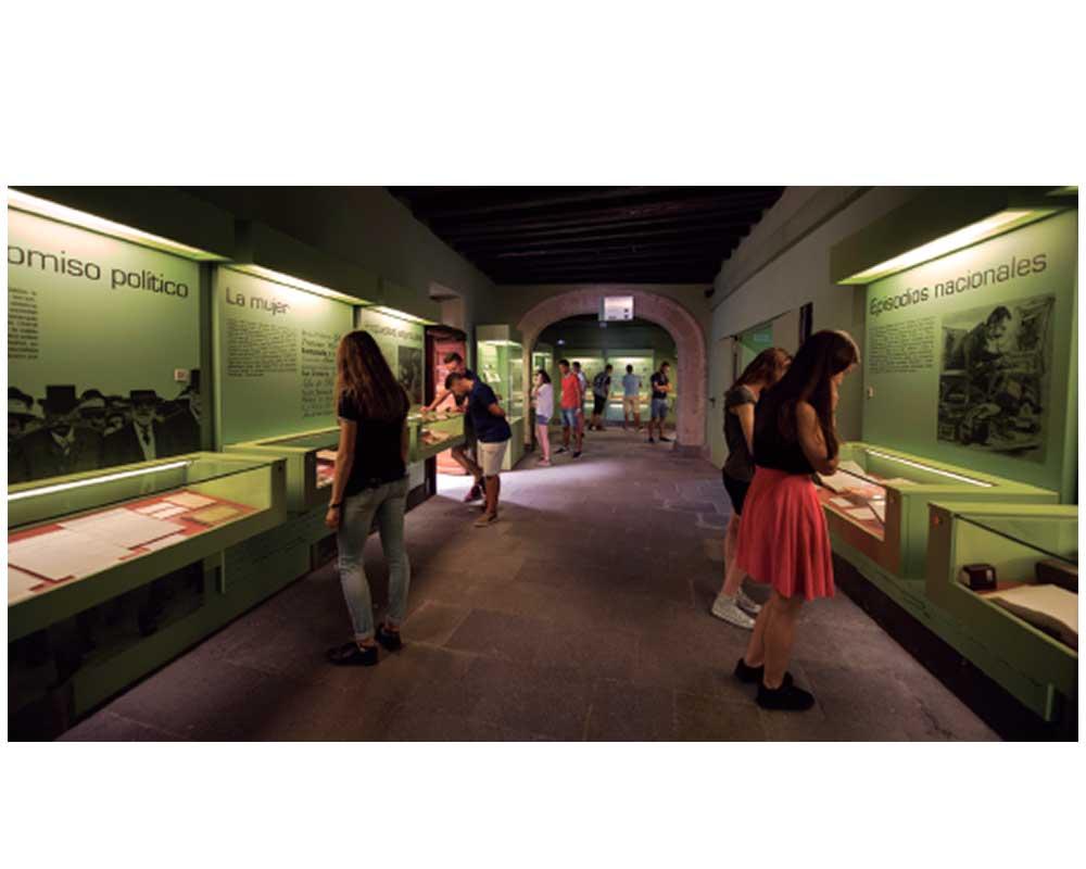 Pérez Galdós Casa-Museo, la cuna del genio