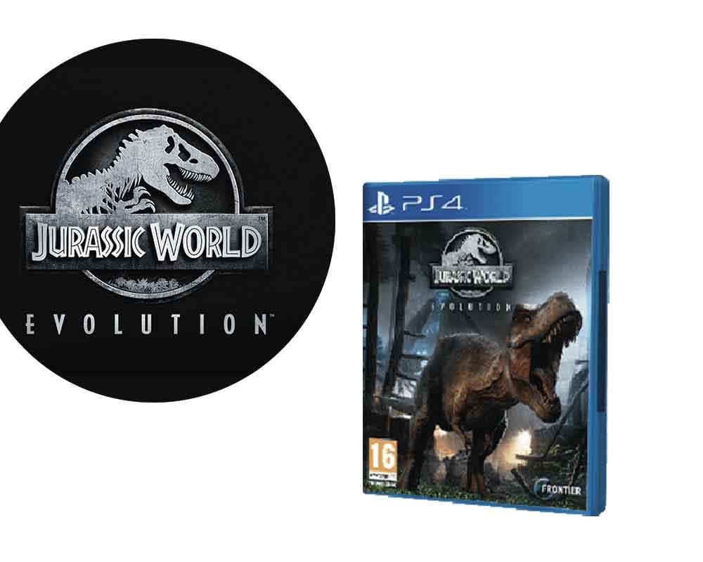 Jurassic World: Evolution es un videojuego de construcción de parques desarrollado por Frontier Developments que se espera sea lanzado en consolas y computadoras personales el 12 de junio de 2018.
