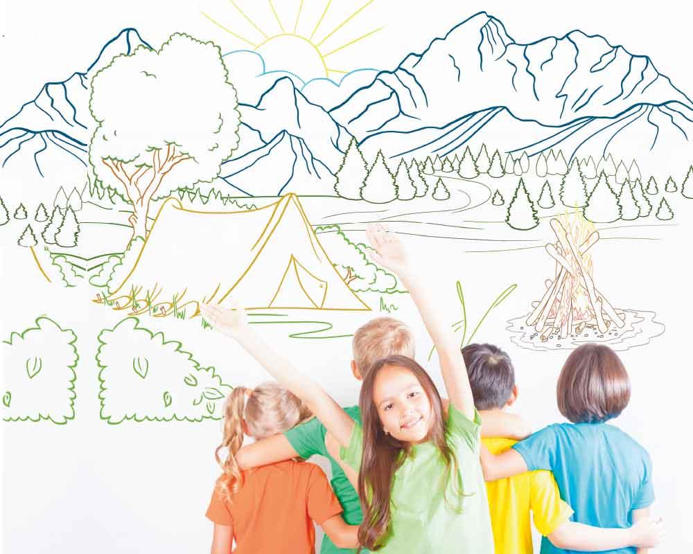 campamentos infantiles