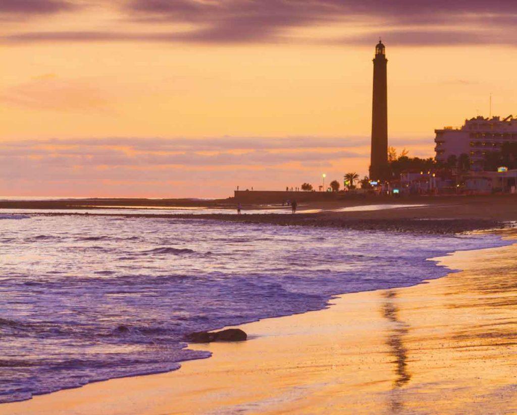 FARO DE MASPALOMAS / Faros Gran Canaria | Alex Bramwell / Lex Thoonen