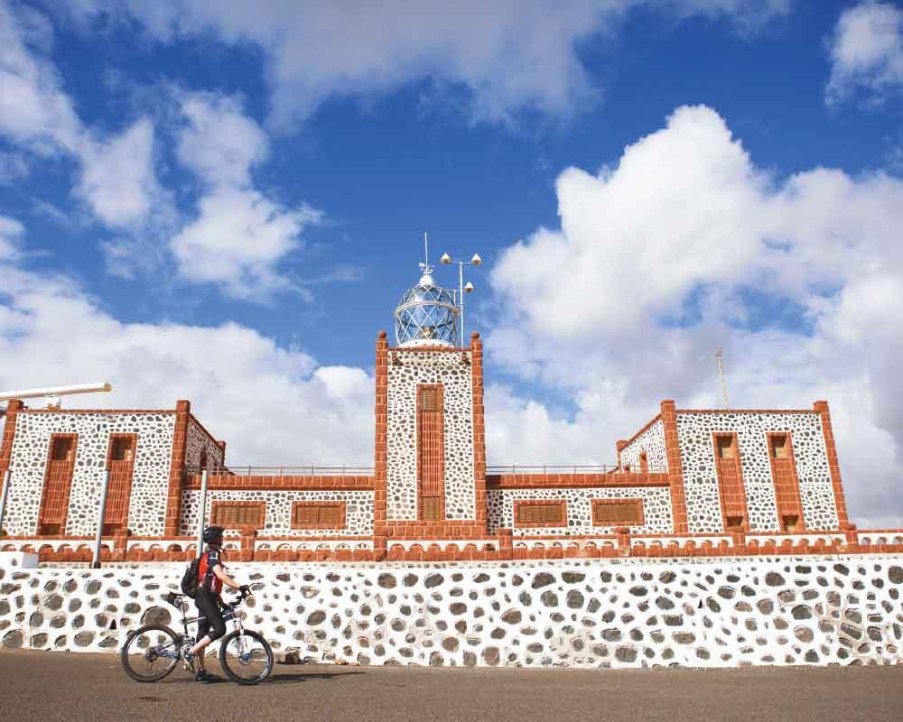 Faros Fuerteventura y El Hierro / Faro de La Entellada | PROMOTUR