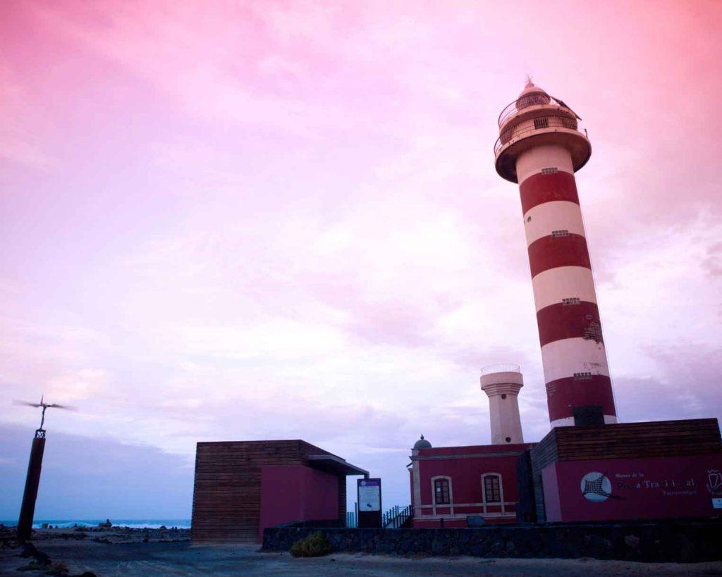 Faros Fuerteventura y El Hierro / FARO DEL TOSTÓN - EL COTILLO | PROMOTUR
