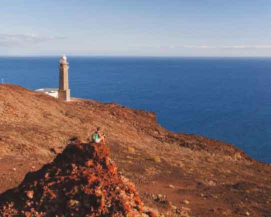 Faros Fuerteventura y El Hierro / Faro de Orchilla | PROMOTUR