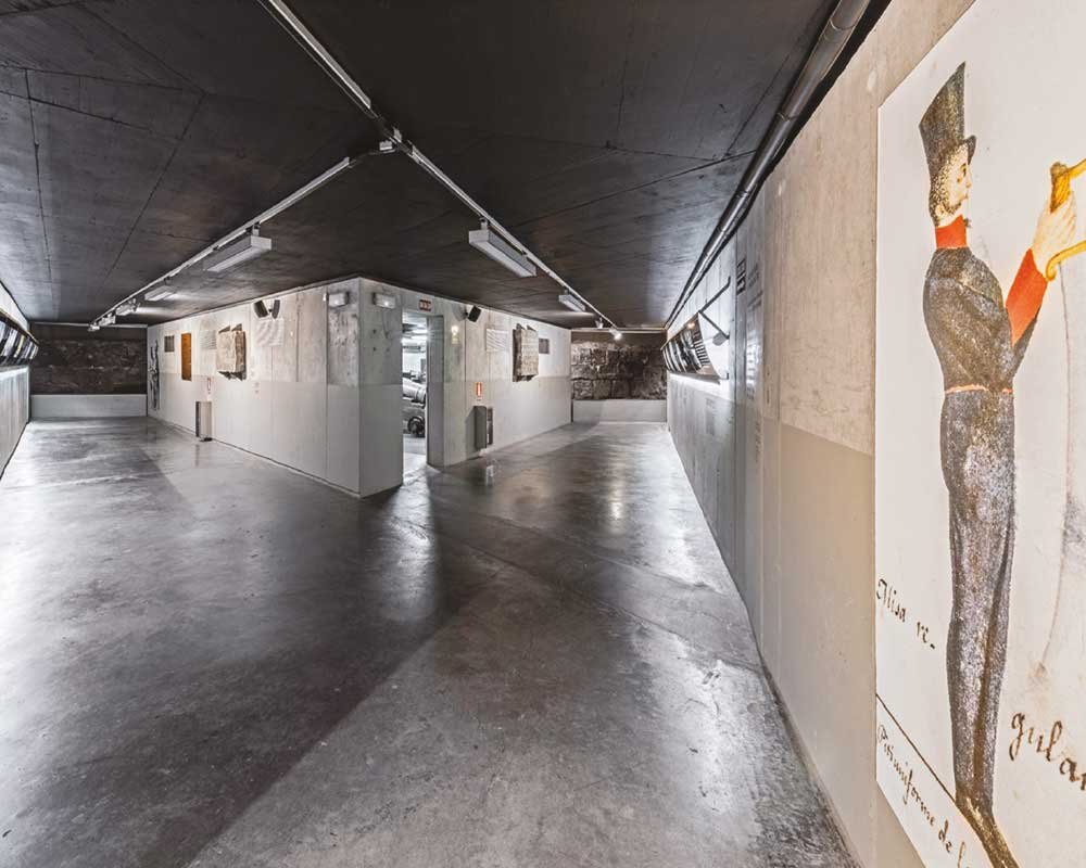ZONAS DEL MUSEO | foto: MuSEOS DE TENERIFE