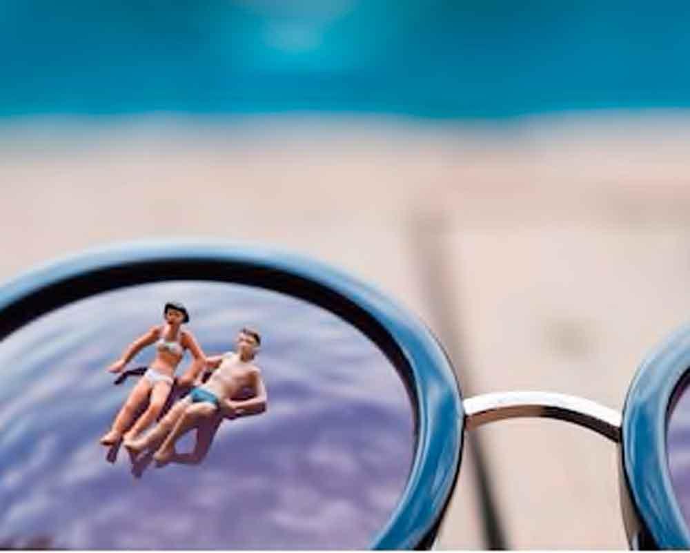Peligros de las gafas de sol