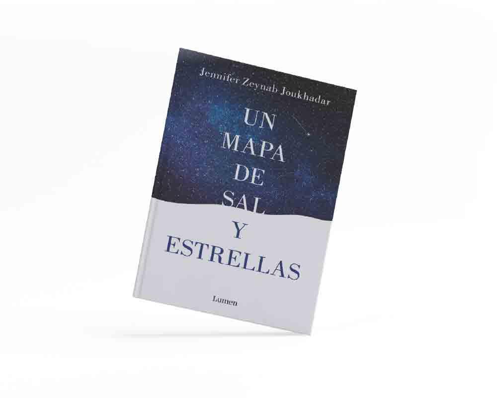 UN MAPA DE SAL Y ESTRELLAS