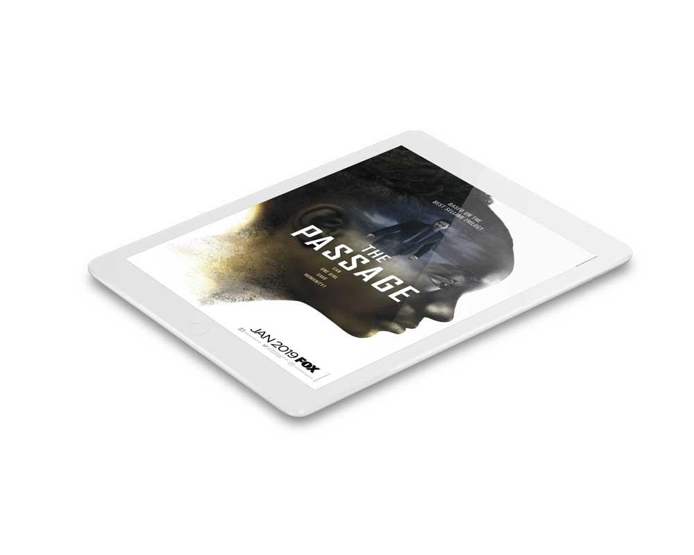The Passage / Series Bes Magazine 19