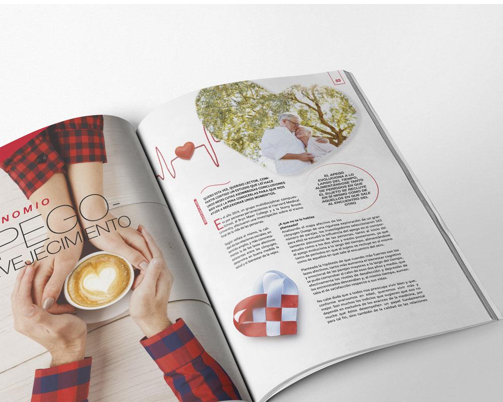 Apego y envejecimiento binomio / Bes Magazine 19