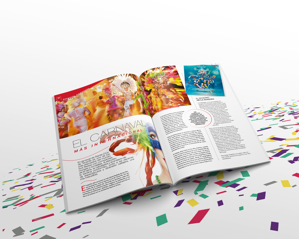 Carnaval de Santa Cruz de Tenerife / Bes Magazine 19
