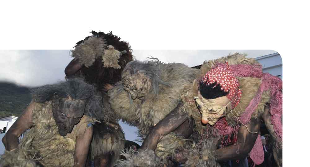 Los Carneros de Tigaday - La Frontera