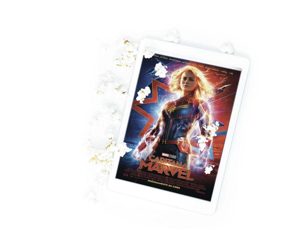 Capitana Marvel - Cine Bes Magazine 19