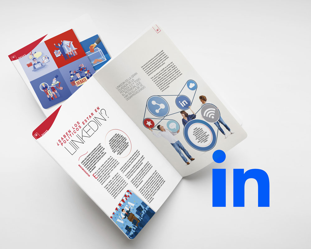 LinkedIn para políticos / Bes Magazine 19