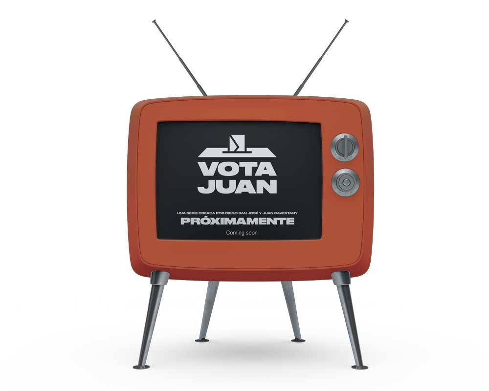 Vota Juan / Serie TNT
