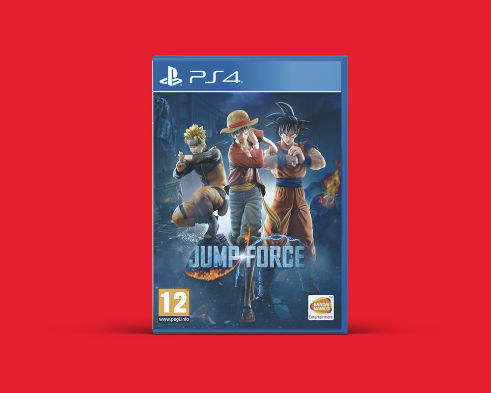 Jump Force / Videojuegos Bes Magazine 19