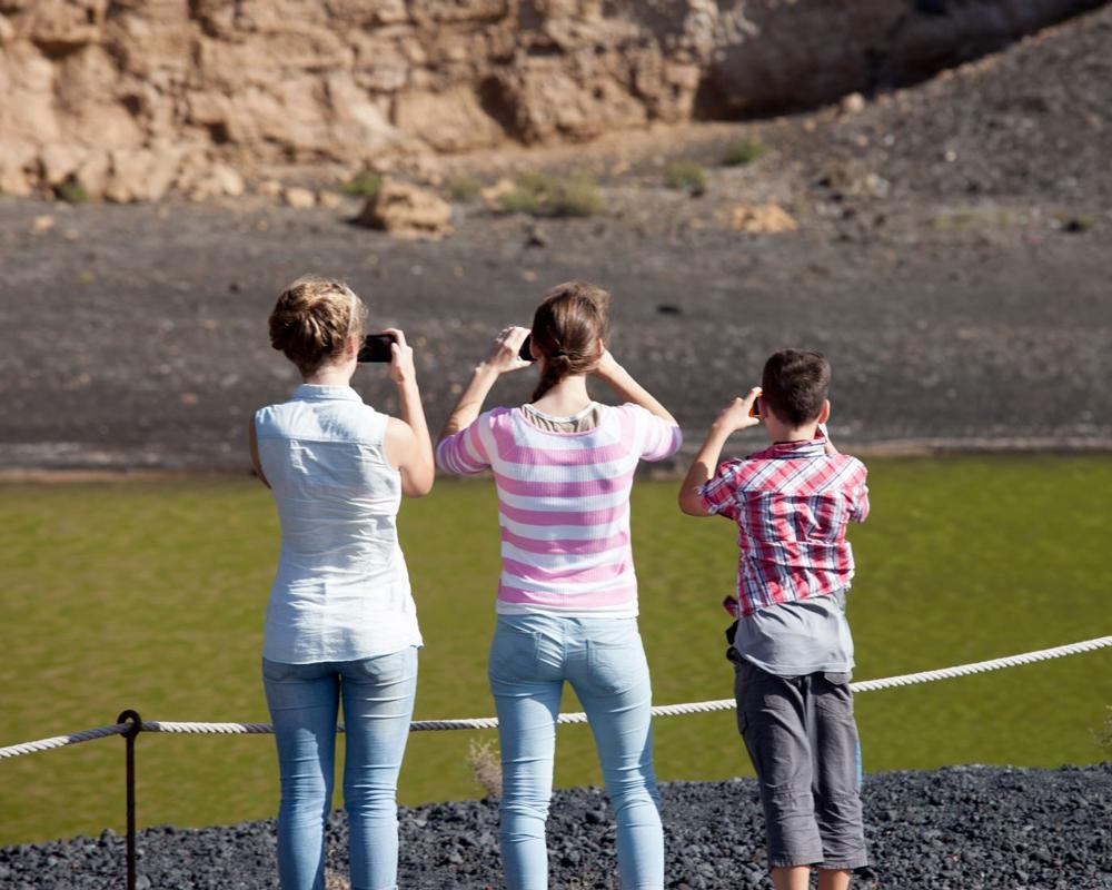 Parque Natural de Los Volcanes. Lanzarote | Promedia Exclusivas Publicitarias SL