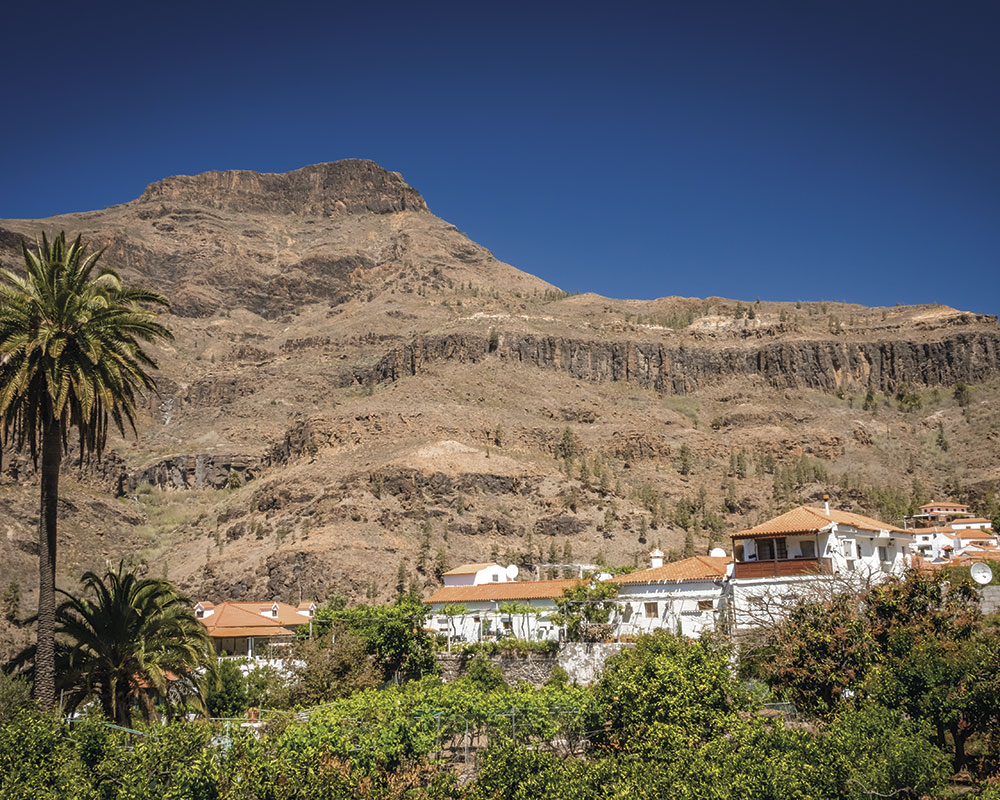 Fataga Pueblos con encanto / PROMOTUR