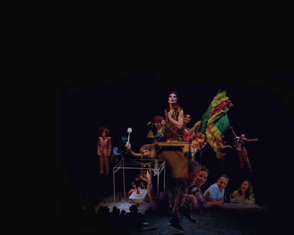 Muestra Escénica Iberoamericana