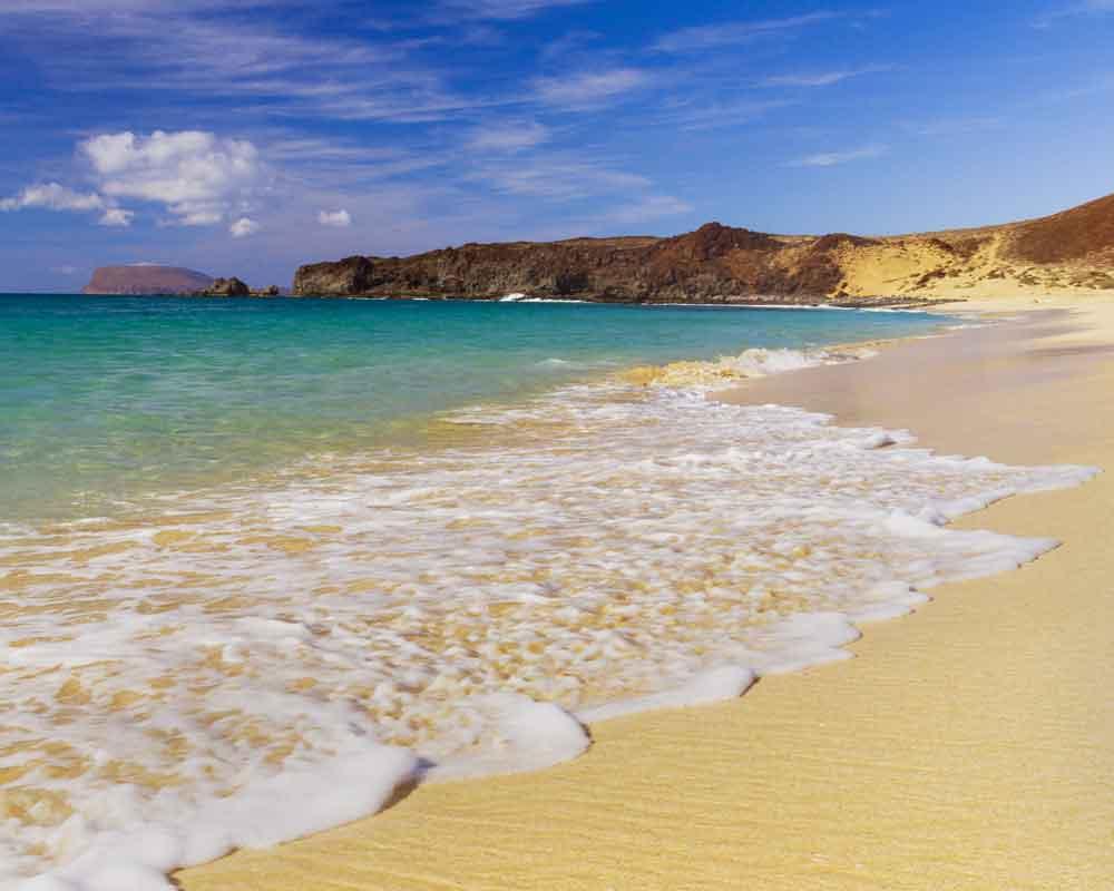 Playa de las Conchas / PROMOTUR