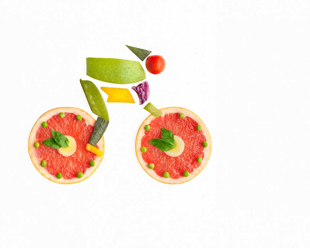 Evitar la fruta