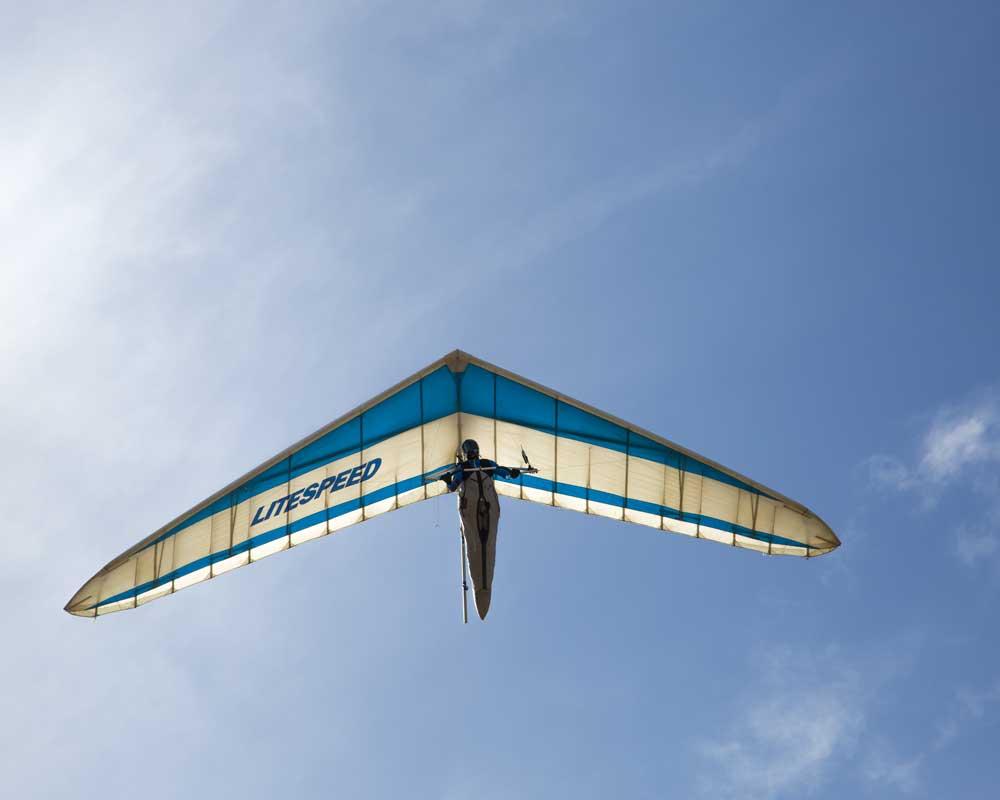 Gran Canaria parapente y ala delta