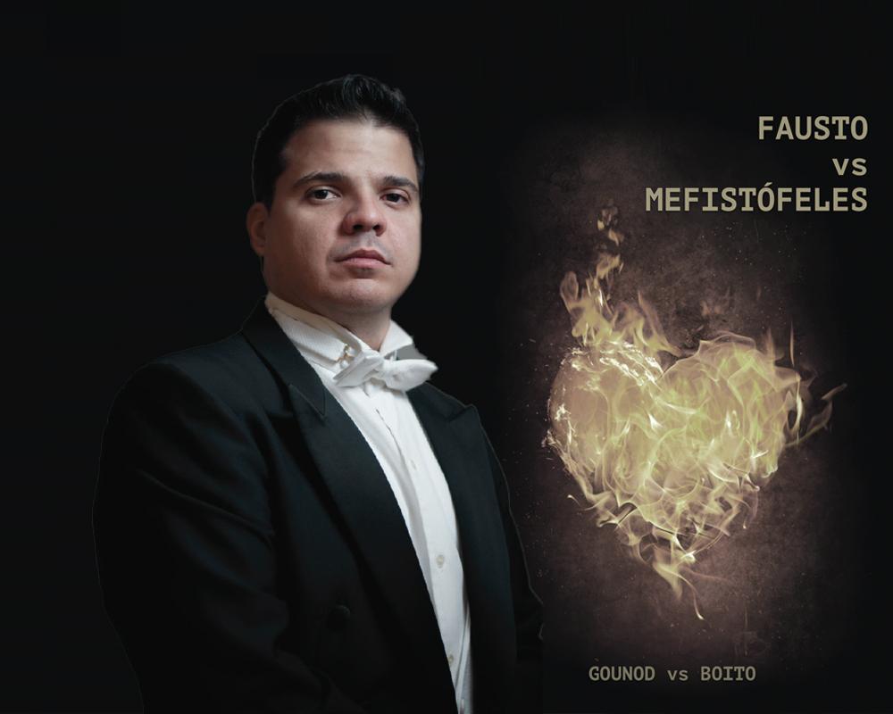 Escane Lanzarote | Fausto vs MefiStófeles |