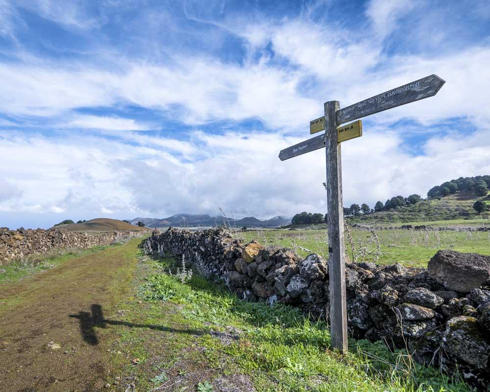 Meseta de Nisdafe | El Hierro Lugares de interés natural