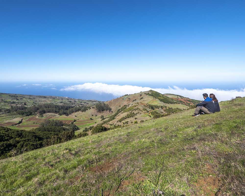 Paisaje Protegido de Ventejís| El Hierro Lugares de interés natural