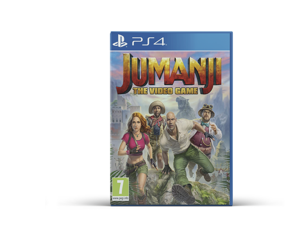Jumanji Video Game bes magazine 23