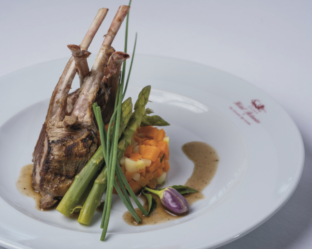 The Slim alta cocina saludable BES MAGAZINE 23