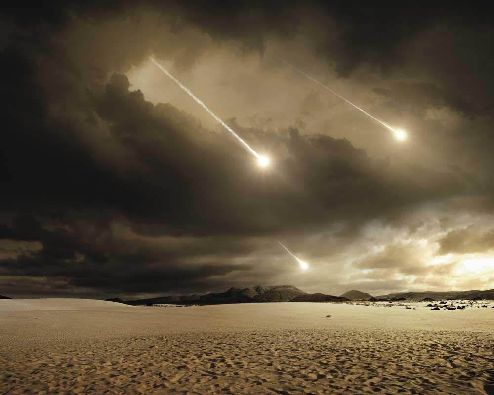 Lluvia de Meteoritos BES MAGAZINE 24