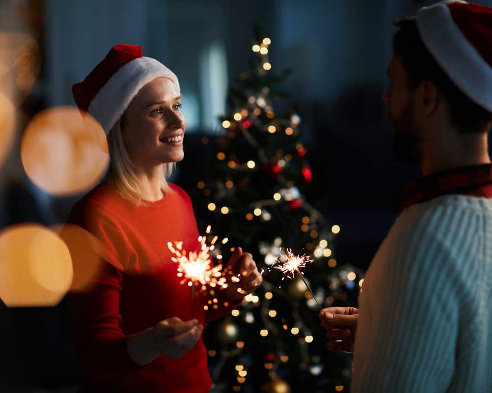 Luces de navidad La Navidad BESMAG 24