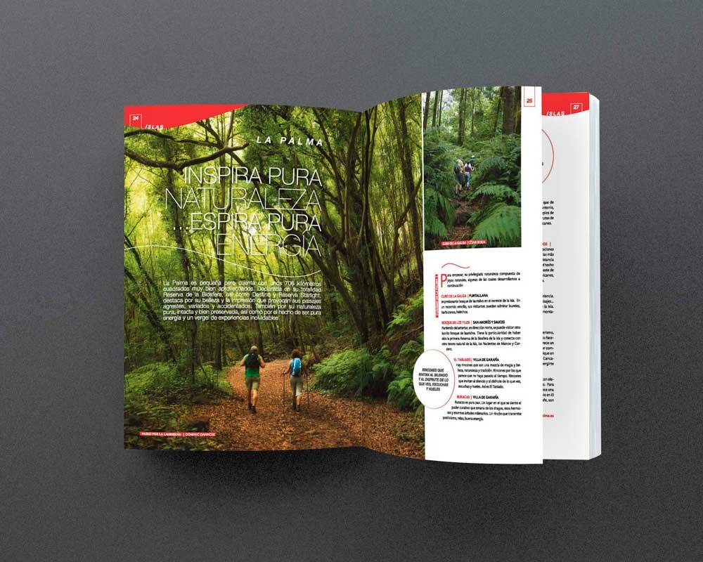 La Palma inspira naturaleza BES MAG 24