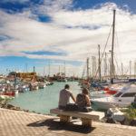 Fuerteventura Marinas y puertos /Marina deportiva Corralejo | José Juan Torres de León